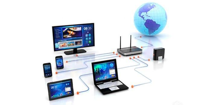 Configuração de Rede